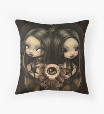 Mirror Soul Throw Pillow