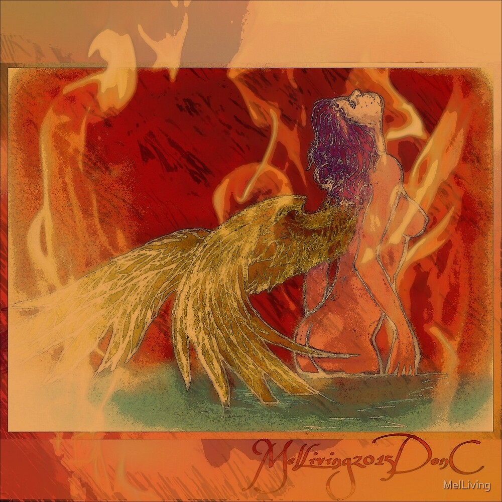 Burning Desire by MelLiving