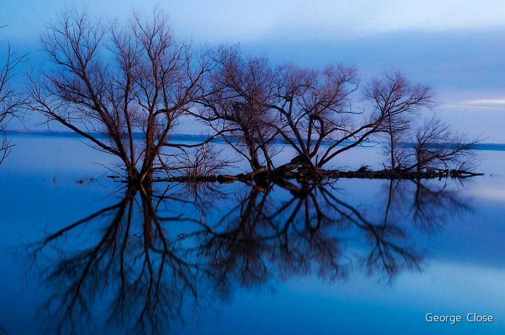 mirror lake by George  Close