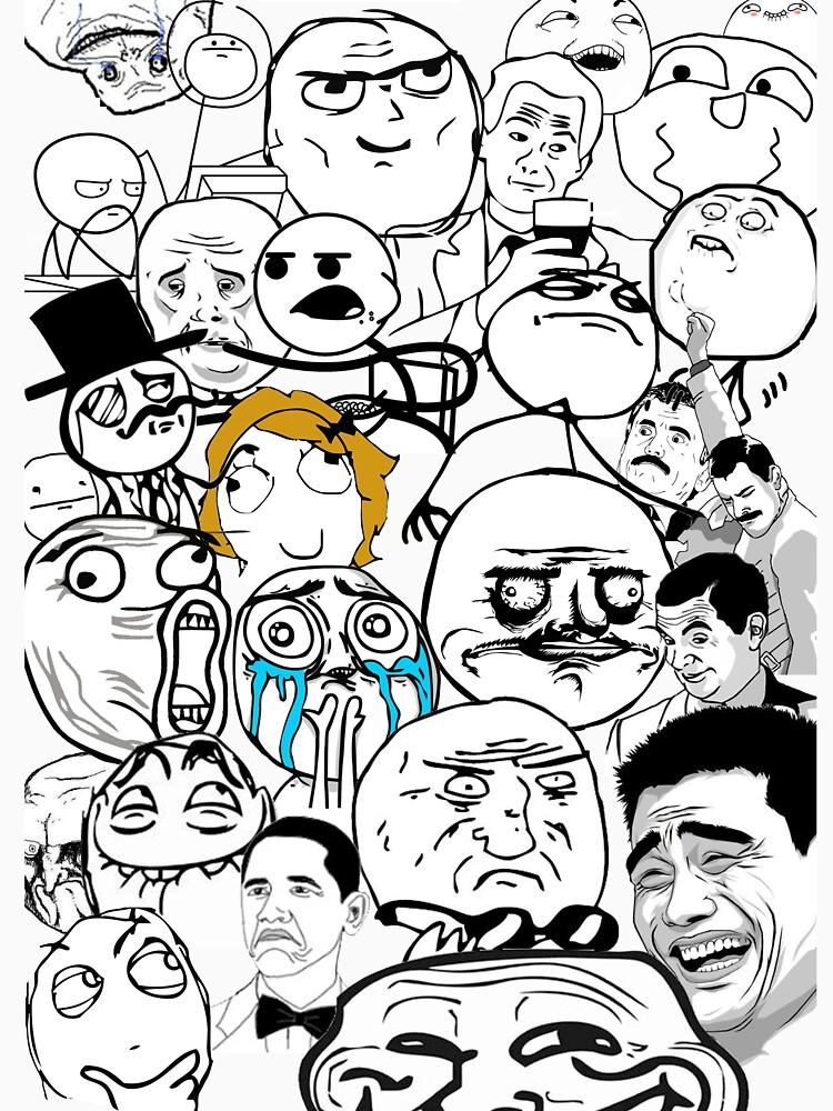 Meme compilation by JW-Designs