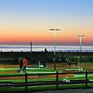 Mini Golf Maxi Colour by Simon Gottschalk