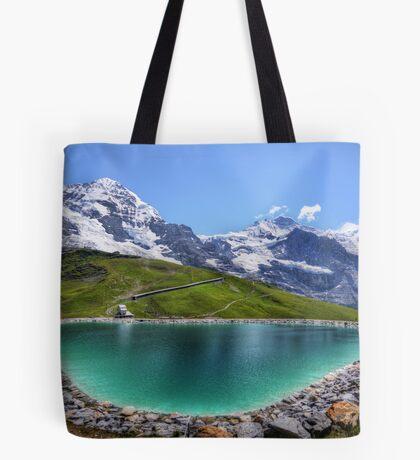 Alpen Emerald Tote Bag