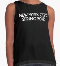 Uncut Gems   New York City, Spring 2012 Sleeveless Top