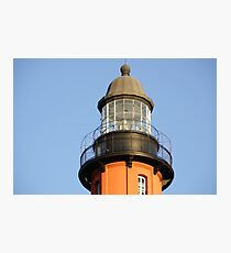 Lighthouse at Ponce Inlet Light Photographic Print