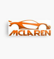 Mclaren P1 Metal Print