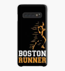 Boston Runners & Supporters Of The Great Marathon Case/Skin for Samsung Galaxy