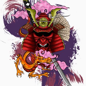 Samurai Soul by djkalyo