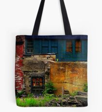 Reminder of the Past Tote Bag