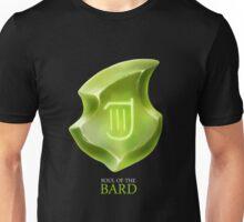 Soul of the Bard -black Unisex T-Shirt