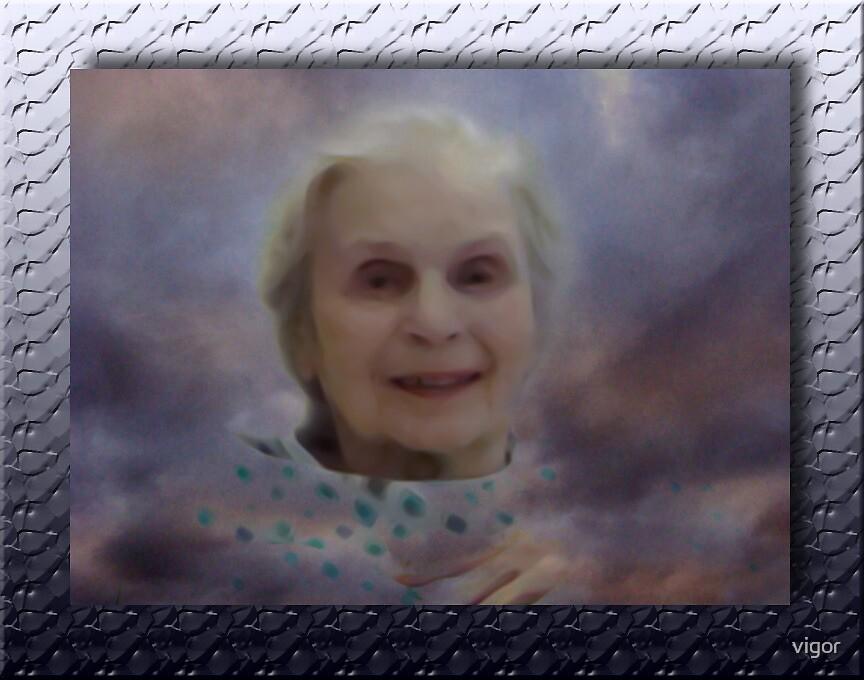 Happy 90th Birthday (for my mom) by vigor