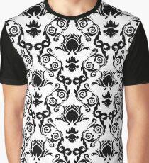 Damask wallpaper  Graphic T-Shirt