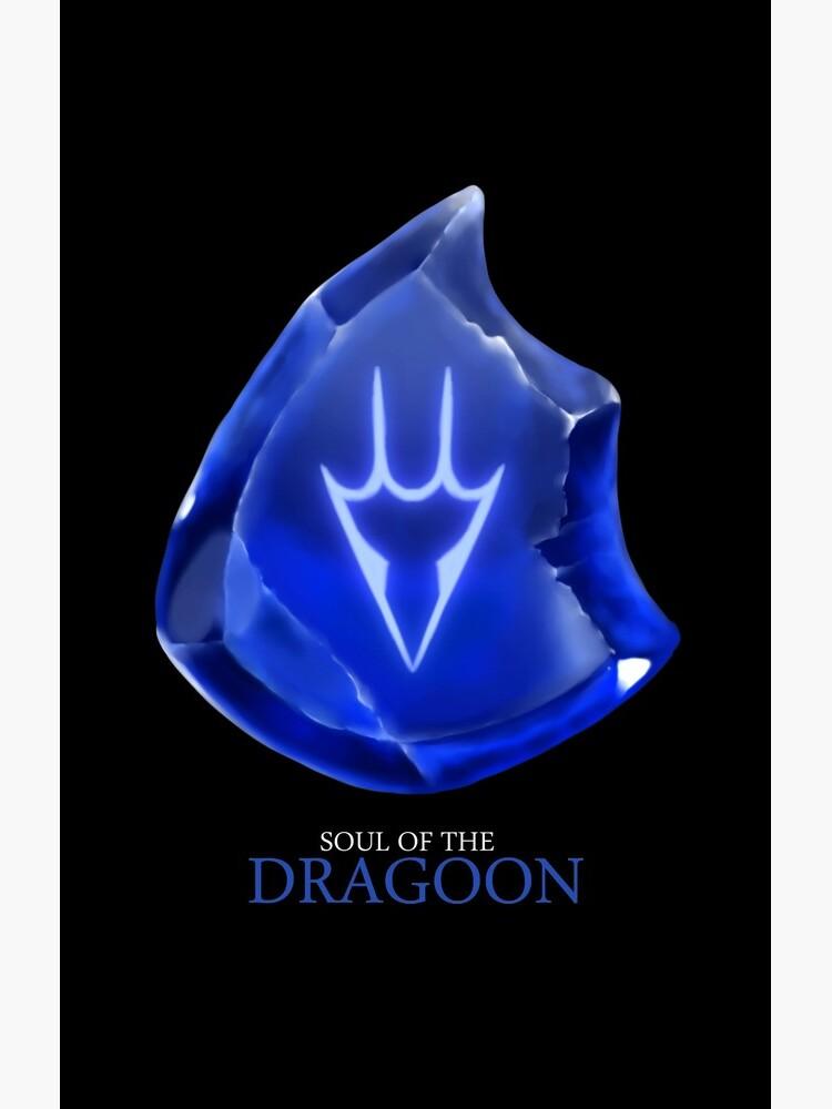 Soul of the Dragoon -black by nipuni