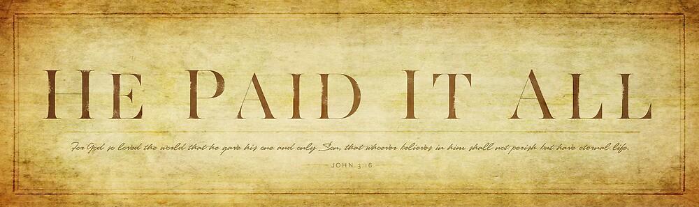 John 3:16 by Dallas Drotz