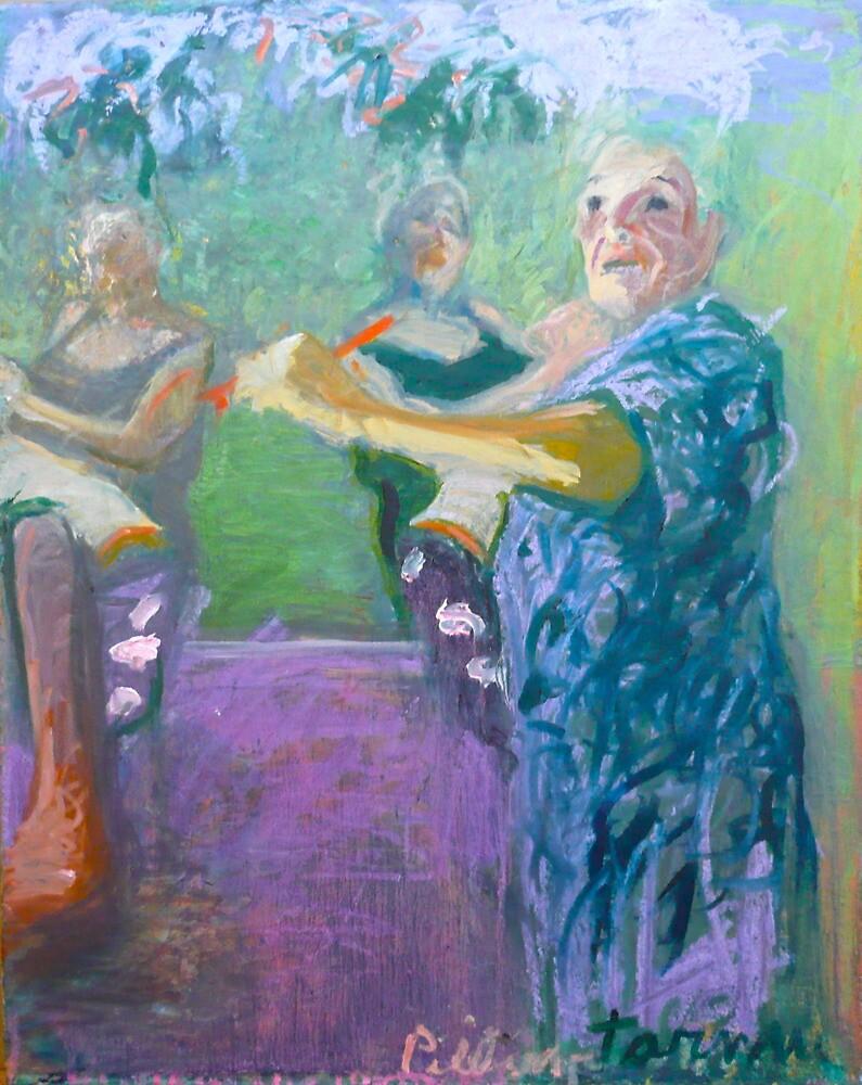 As Yehuda Sees Me by Galya Pillin-Tarmu