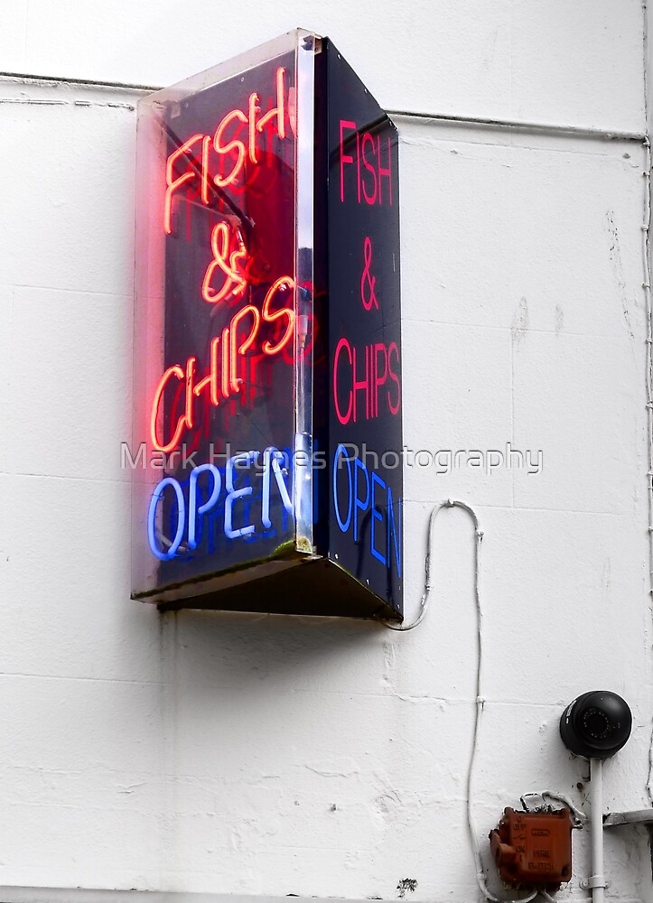 Chip Shop by Mark Haynes Photography