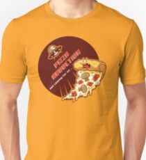 Pizza Abduction Unisex T-Shirt