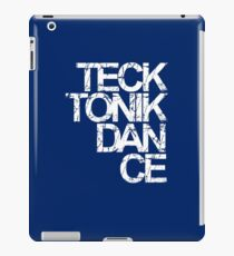 Tecktonik Dance iPad Case/Skin