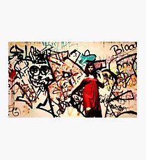 Graffiti Wall - Jasmine Allen Photographic Print