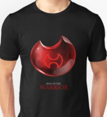 Soul of the Warrior -black Unisex T-Shirt