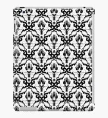 floral damask background iPad Case/Skin