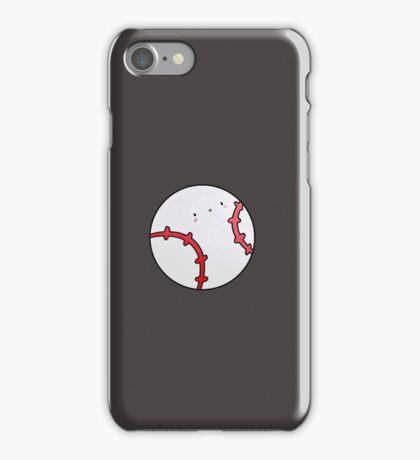 Baseball Cutie iPhone Case/Skin