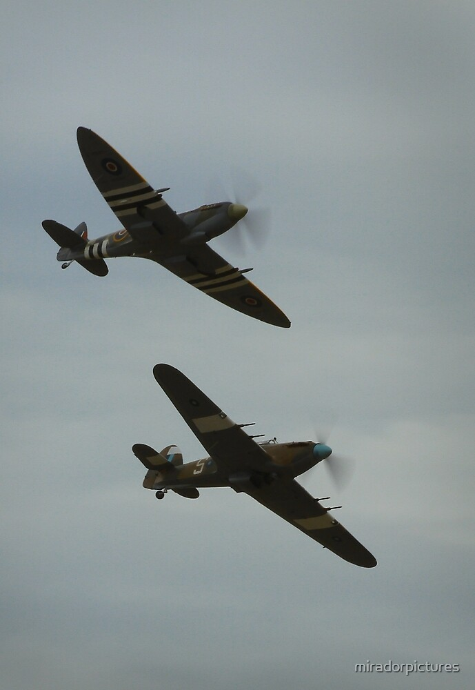 The battle of Britain by miradorpictures