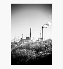 The Cloud Factory Photographic Print