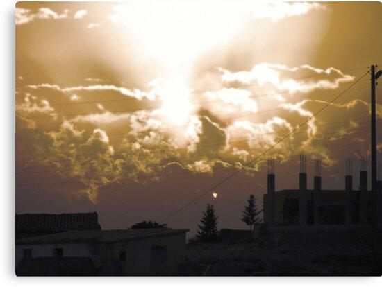 Wild Sunset by Omar Dakhane