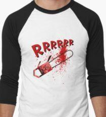 RRRRR Chainsaw Men's Baseball ¾ T-Shirt