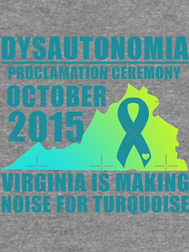 Dysautonomia Proclamation Ceremony - VA by purrfectpixx
