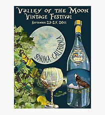 Valley of the Moon Vintage Festival 2011 Photographic Print