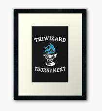Triwizard Tournament Framed Print