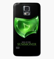 Soul of the Summoner -black Case/Skin for Samsung Galaxy