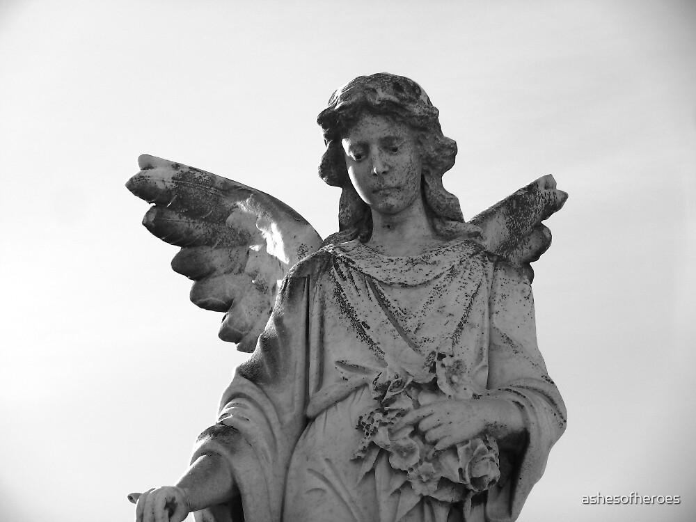 Houston Angel 2 by ashesofheroes