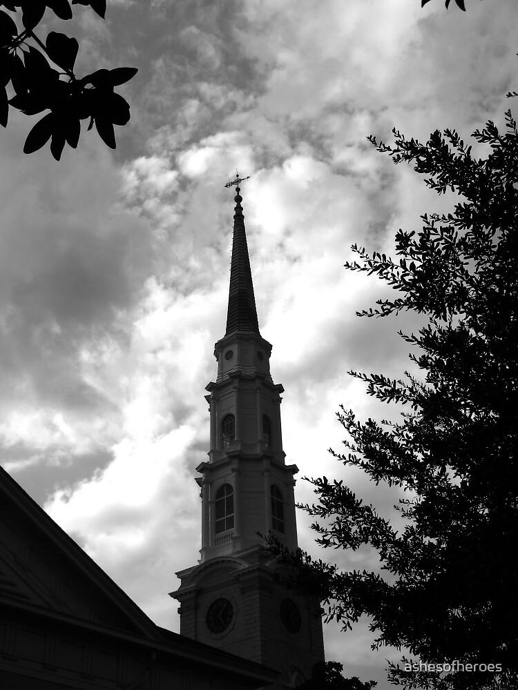 Charleston Church by ashesofheroes