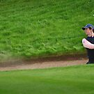 Rory McIlroy by Nick  Gill