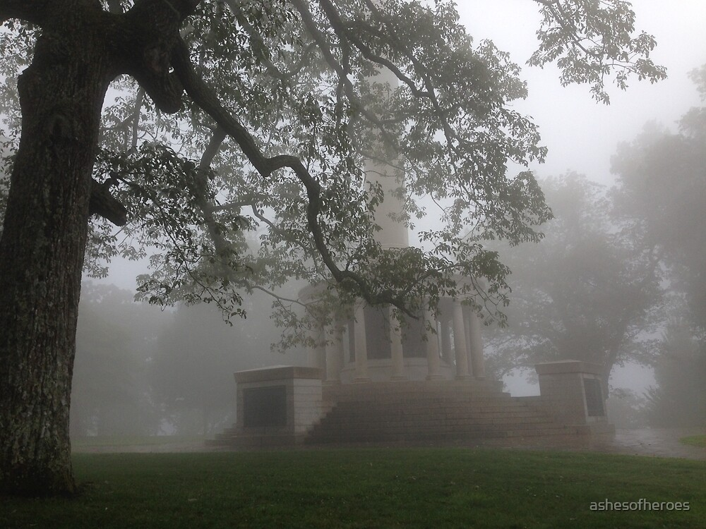 Lookout Mountain Mist by ashesofheroes