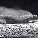 Breaking Wave by Nick  Gill
