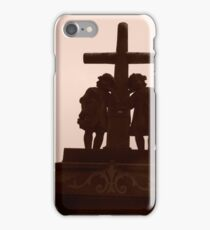 Memphic Cross Sisters iPhone Case/Skin