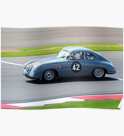 Porsche 356 pre A Poster