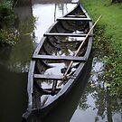 Keralan Working Boat by DeborahDinah