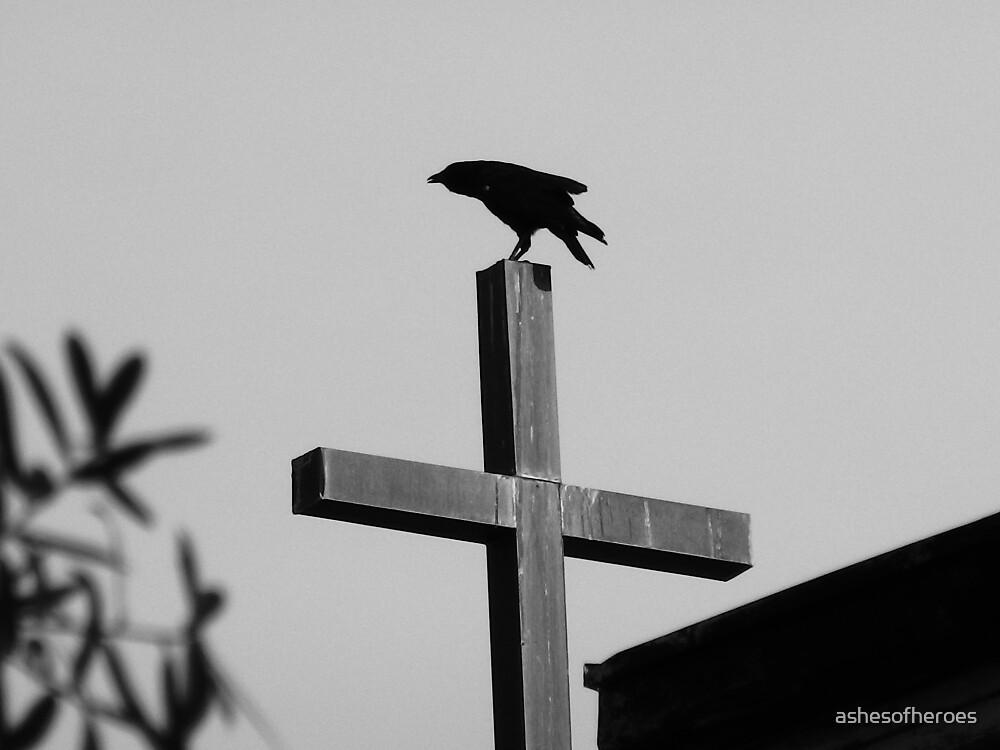 Savannah Corvus by ashesofheroes