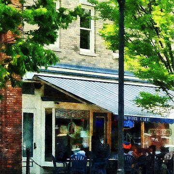 Cafe Albany NY by SudaP0408