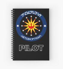 Rogue Squadron - Star Wars Veteran Series Spiral Notebook