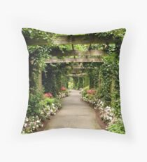 Minter Gardens 3 Throw Pillow