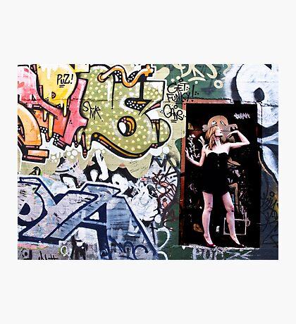 Missy De Meanour Photographic Print