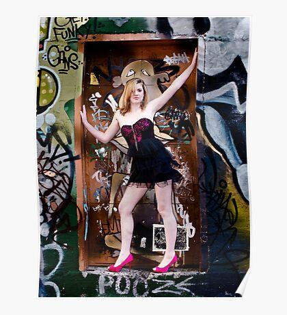 Missy De Meanour Poster