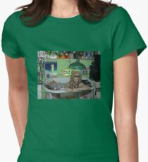 Trailer Park Womens Fitted T-Shirt