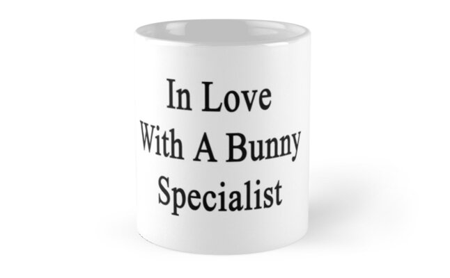 In Love With A Bunny Specialist  by supernova23