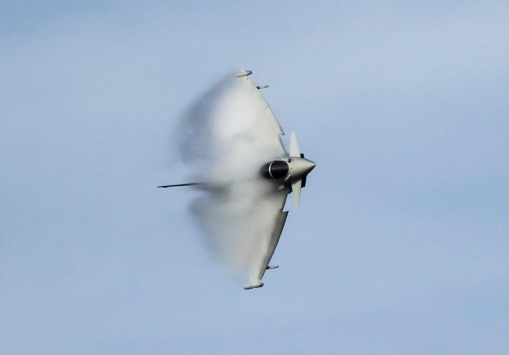Eurofighter Typhoon FGR4 by PhilEAF92
